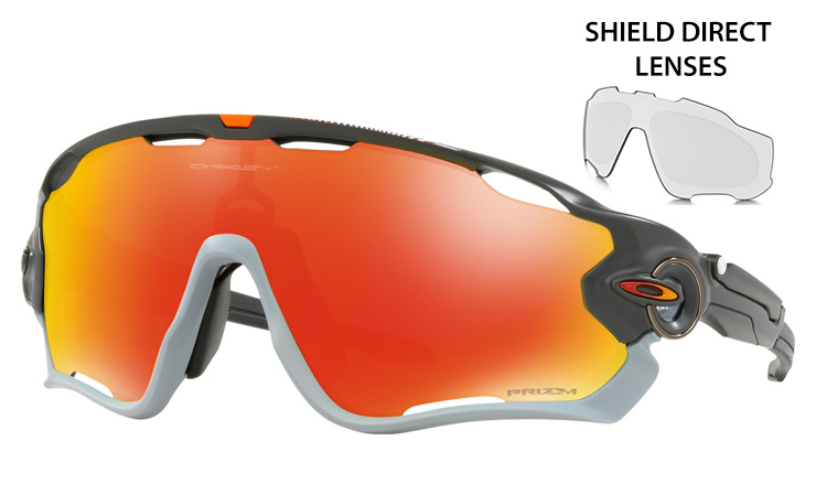 853d3b4ed3 Oakley Jawbreaker prescription sunglasses Aero Matte Carbon