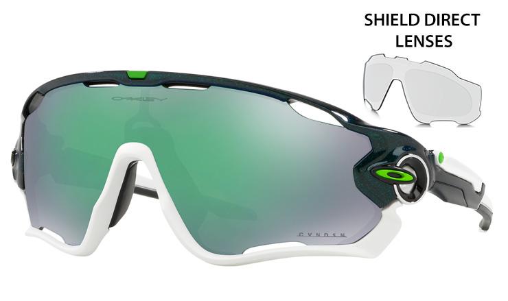 6da7dd2f2bbc Oakley Jawbreaker prescription sunglasses Cavendish Metallic Green