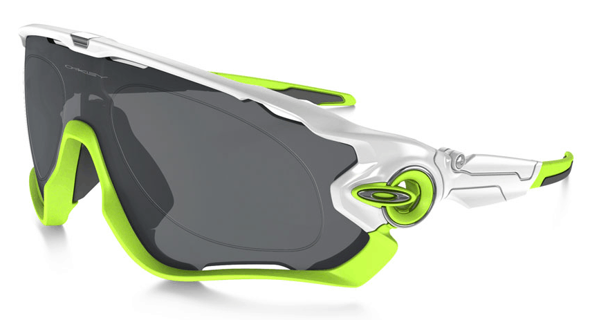 Oakley Jawbreaker cycling prescription sunglasses