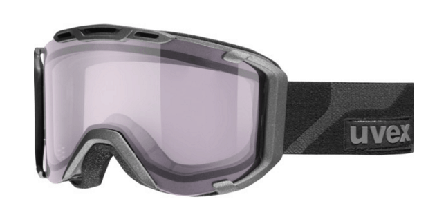 UVEX SNOWSTRIKE VT PRESCRIPTION ski GOGGLES