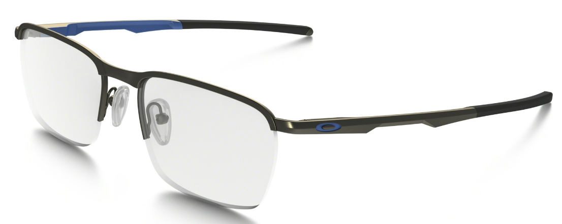 oakley frame prescription