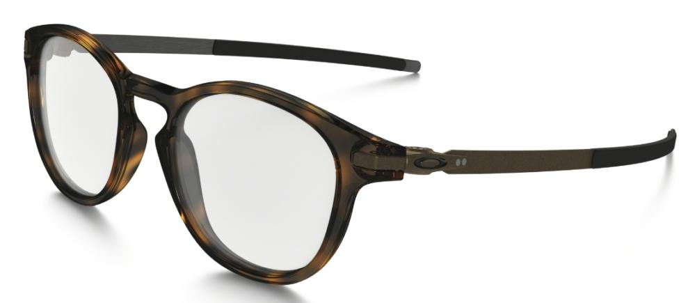 Oakley Pitchman round Prescription Glasses - with Oakley ...