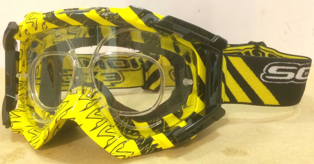 Scorpion MX Prescription Goggles