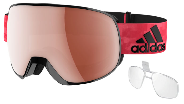 Adidas Progressor S Prescription Goggles