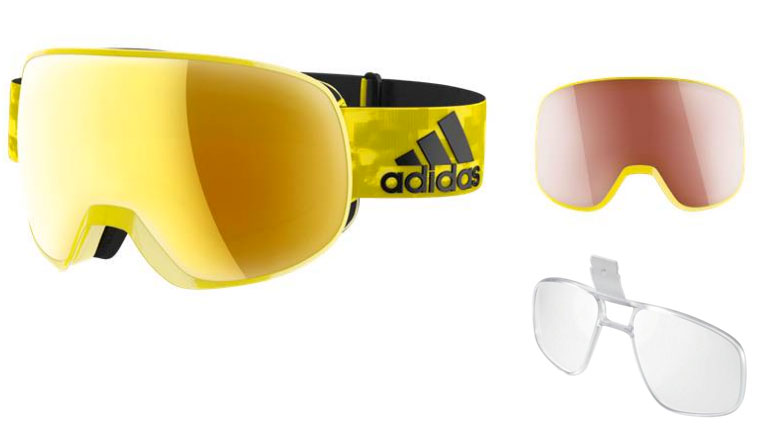 Adidas Progressor Pro Prescription Goggles