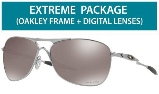Oakley Crosshair Prescription Sunglasses - Xtreme