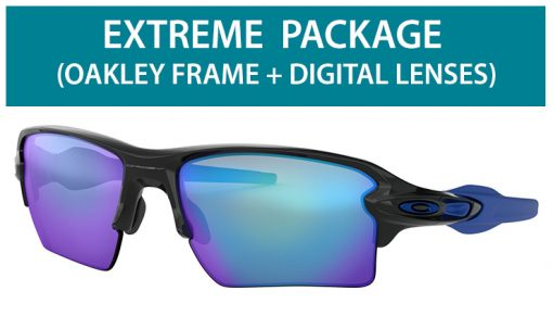 Oakley Flak 2.0 Prescription Sunglasses Xtreme