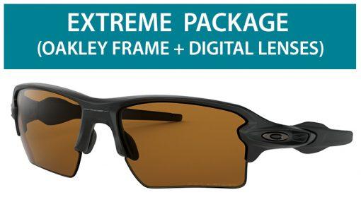Oakley Flak 2.0 XL Prescription Sunglasses - Xtreme