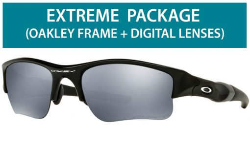 91f52dfb1b Oakley Flak Jacket XLJ Prescription Sunglasses - Oakley Rx