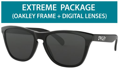 Oakley Frogskins Prescription Sunglasses - Xtreme