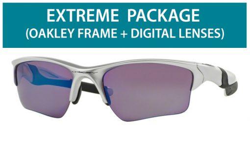 Oakley Half Jacket 2.0 XL Prescription Sunglasses - Xtreme