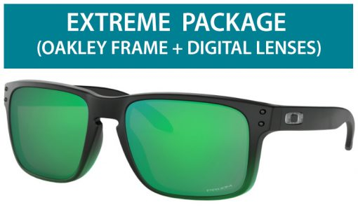 Oakley Holbrook Prescription Sunglasses - Xtreme