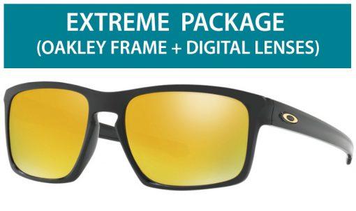 Oakley Sliver Prescription Sunglasses - Xtreme