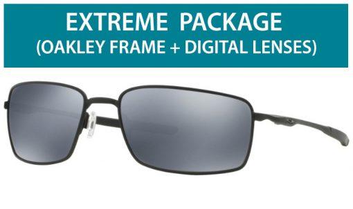 68553ac5c7b56 Oakley Square Wire Prescription Sunglasses - Oakley Prescription