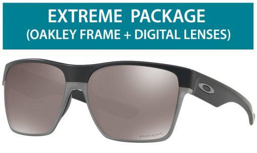 Oakley Twoface Prescription Sunglasses EXTREME LENSES