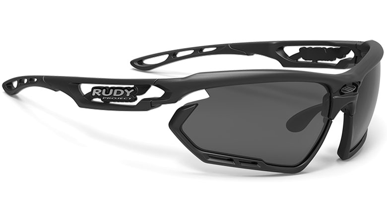 f9f85dc8311 Rudy Project Fotonyk Prescription Sunglasses Crystal Graphite   White  Bumpers