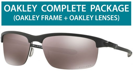 Oakley Carbon Blade Prescription Sunglasses OTD