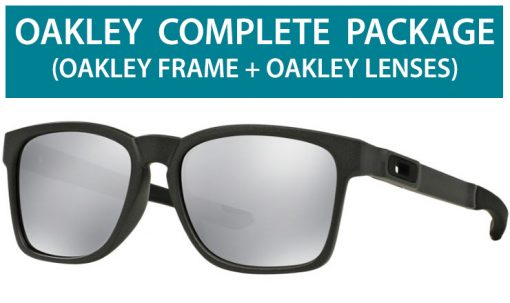 Oakley Catalyst Prescription Sunglasses