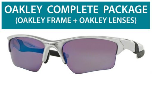 Half Jacket 2 0 >> Oakley Half Jacket 2 0 Xl Prescription Sunglasses Oakley Rx