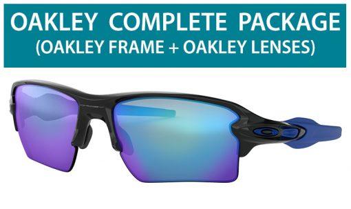Oakley Flak 2.0 Prescription sunglasses OTD