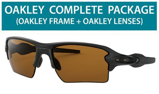 Oakley Flak 2.0 XL Prescription Sunglasses OTD