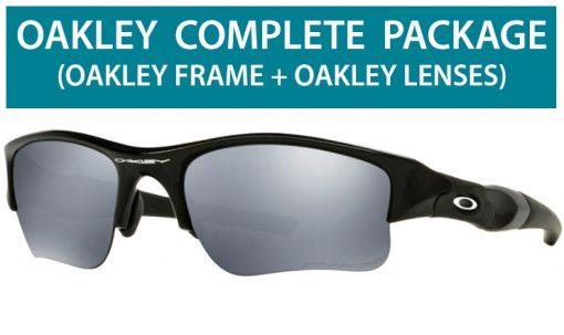 Oakley Flak Jacket XLJ Prescription Sunglasses OTD