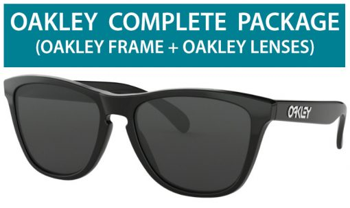 Oakley Frogskins Prescription sunglasses OTD