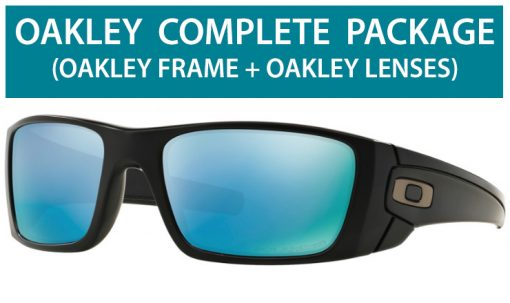 Oakley Fuel Cell Prescription Sunglasses OTD