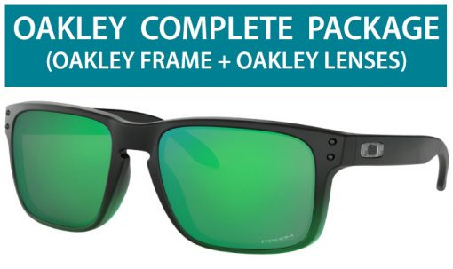 Oakley Holbrook Prescription Sunglasses OTD