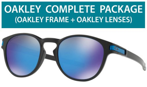 Oakley Latch Prescription Sunglasses OTD