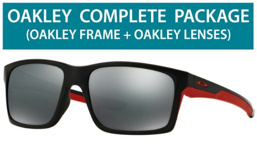 Oakley Mainlink Prescription Sunglasses OTD