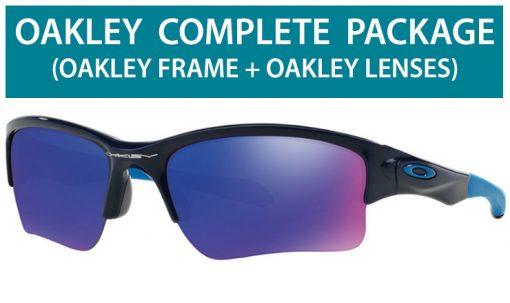 Oakley Quarter Jacket Prescription Sunglasses OTD
