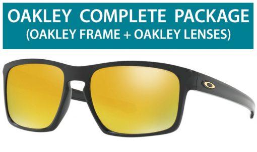 Oakley Sliver Prescription Sunglasses OTD