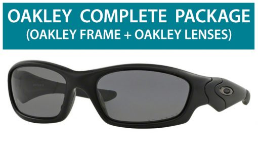 8c7d00bcdf5 Oakley Straight Jacket Prescription Sunglasses - Oakley Rx