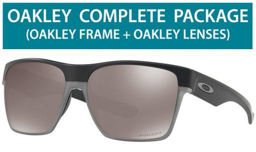 Oakley Twoface Prescription Sunglasses OAKLEY LENSES