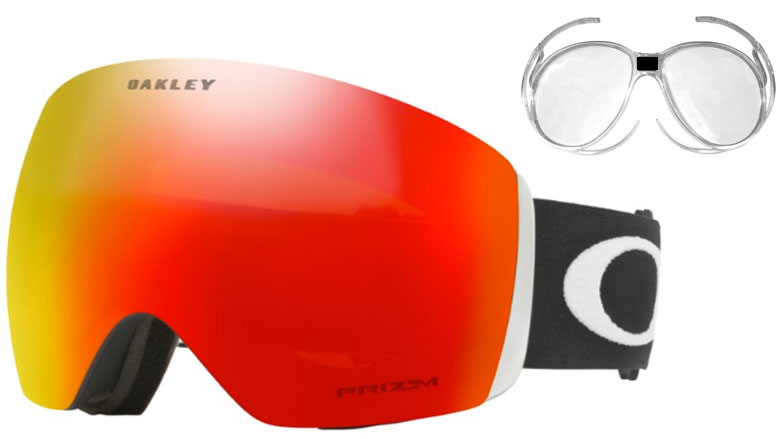 Oakley Flight Deck Prescription Goggles