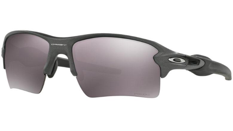 fe98a8a598a Oakley Flak 2.0 XL Steel Prescription Sunglasses with Digital Lenses