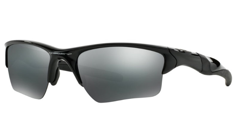 bb029dd5a0 Oakley Half Jacket 2.0 XL Polished Black Prescription Sunglasses with  Digital Lenses