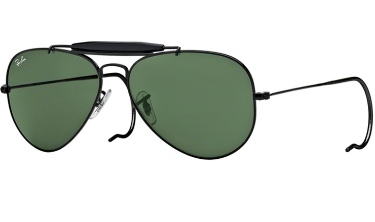 597a947b70 Ray Ban Outdoorsman prescription lenses to fit your own Sunglasses
