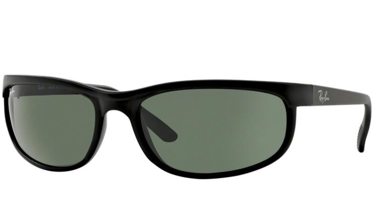bfb2af8100 Ray Ban Black Predator 2 prescription sunglasses with Ray Ban Lenses