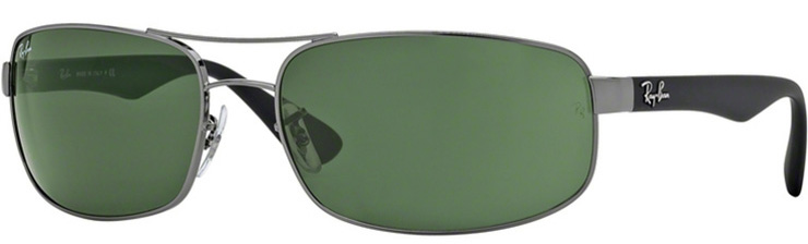 Ray Ban 3445 Prescription Sunglasses