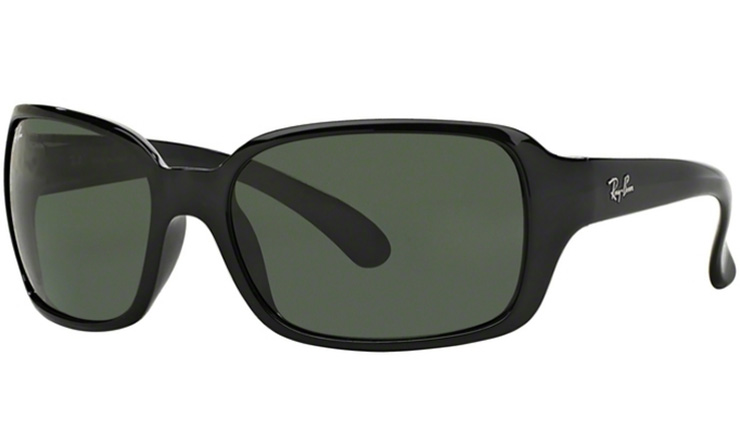 061d830fa6 Ray Ban Black 4068 prescription sunglasses with Ray Ban Lenses