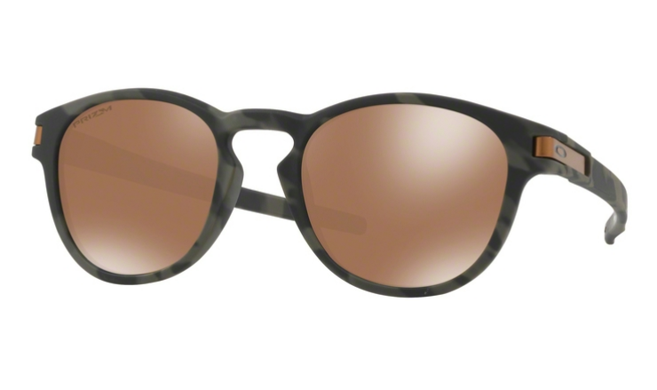 1c155ddae2 Oakley Latch Prescription Sunglasses Olive Camo Oakley Lenses
