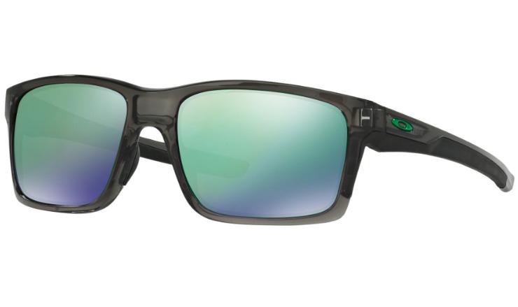 6683a56627 Oakley Mainlink Prescription Sunglasses Grey Smoke Oakley Lenses
