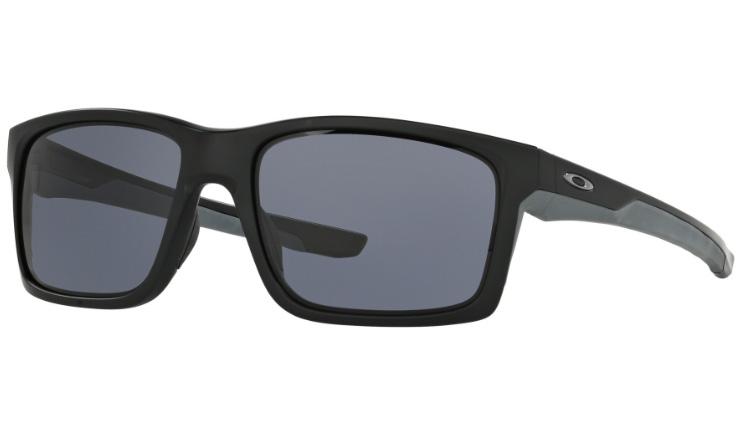 84830497b3 Oakley Mainlink Prescription Sunglasses Matte Black With Matte Grey Icon Oakley  Lenses