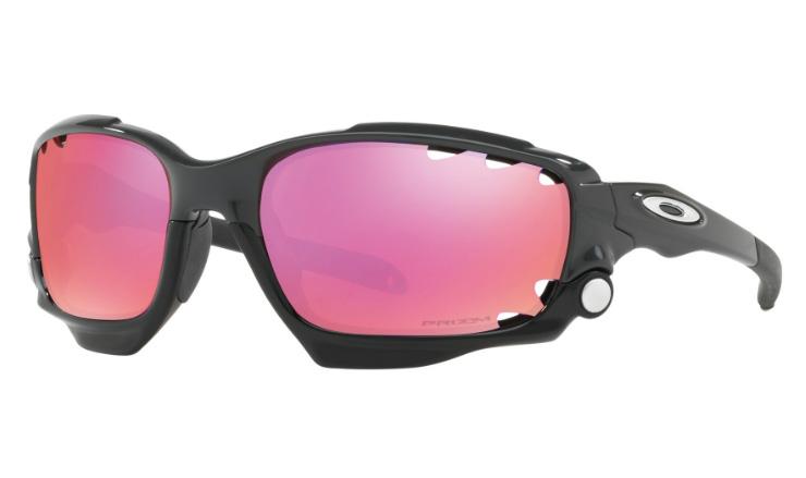 Oakley Racing Jacket Vented Prescription Sunglasses Carbon