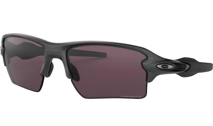 e06bdbe44b2 Oakley Flak 2.0 XL Prescription Sunglasses steel Oakley Lenses