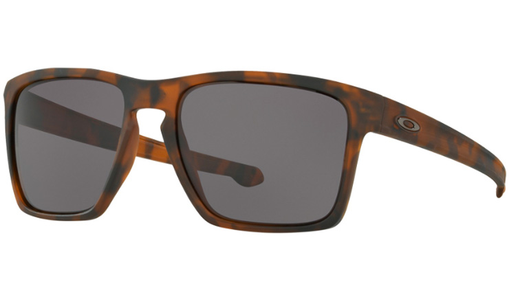 a2fcf62ba6 Oakley Sliver XL Prescription Sunglasses Matte Brown Tortoise Oakley Lenses