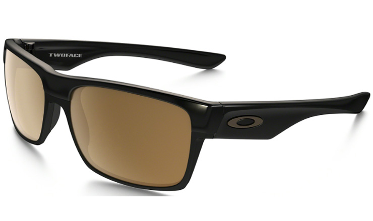 Sunglasses Blackoakley Prescription Polished Lenses9189 Oakley Twoface fgyYvb76