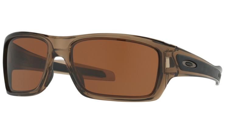 095d6233536c Oakley Turbine Prescription Sunglasses Brown Smoke Oakley Lenses